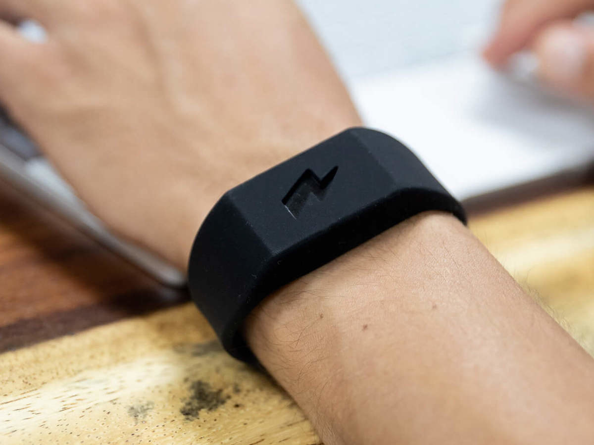 Pavlok 2 Habit Changing Wearable helps you make important changes