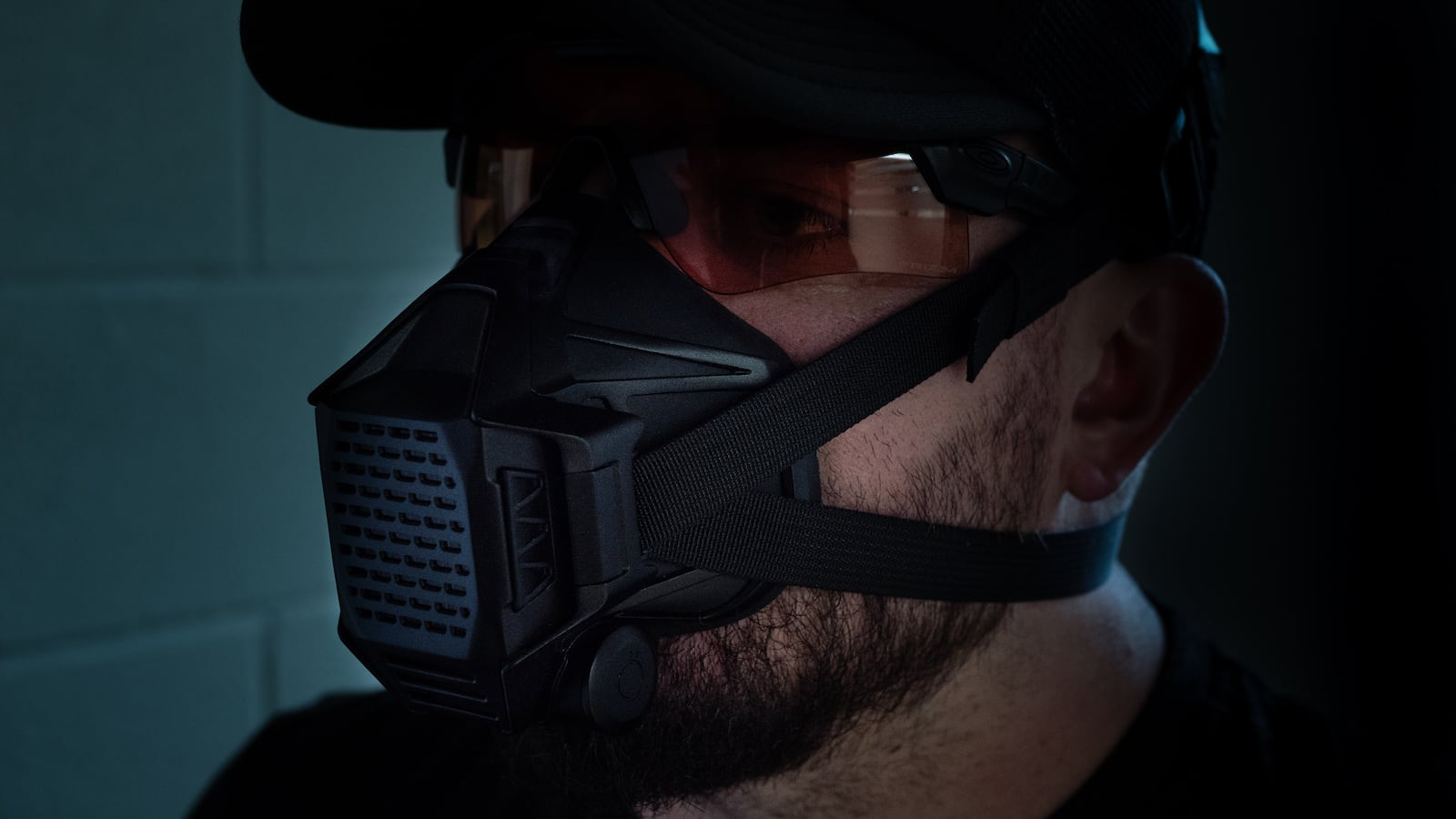 Project Black Tactical Respirator