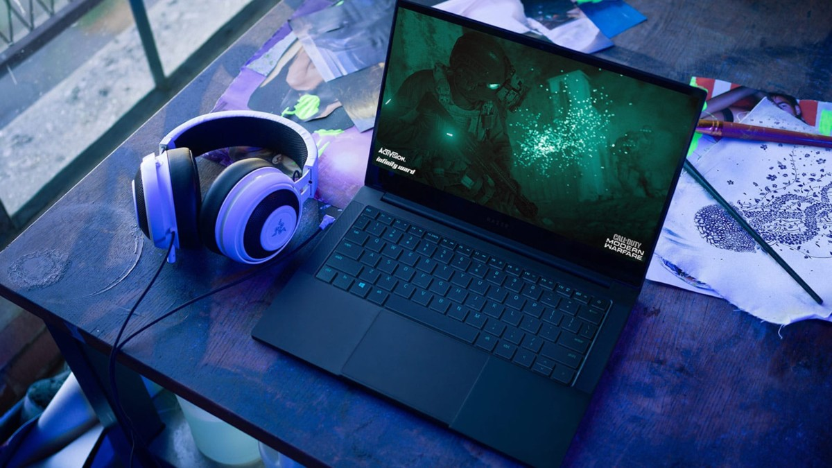 Razer Blade Stealth 13 2020 Edition Gaming Ultrabook now has a 120 Hz display