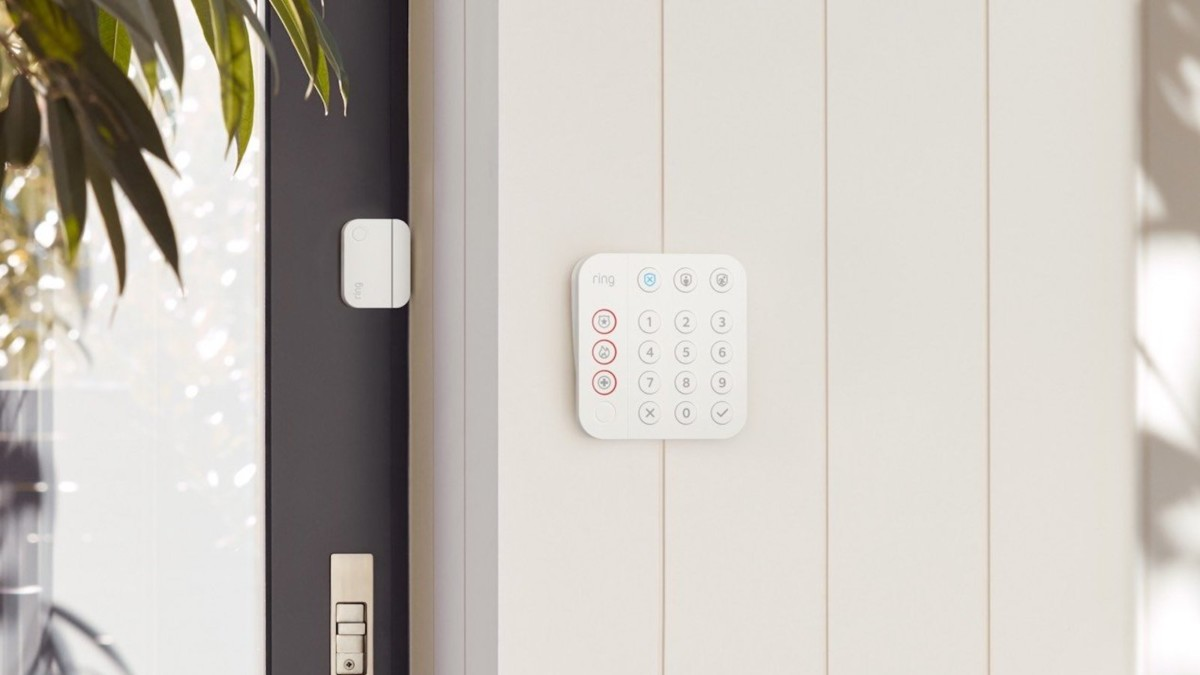 Ring Alarm Second Generation Smart Home Security Device brings you emergency services faster