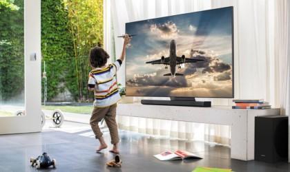 Samsung Q90T QLED Smart TV