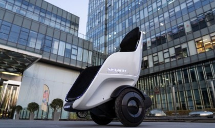 Segway-Ninebot S-Pod Two-Wheeled Vehicle