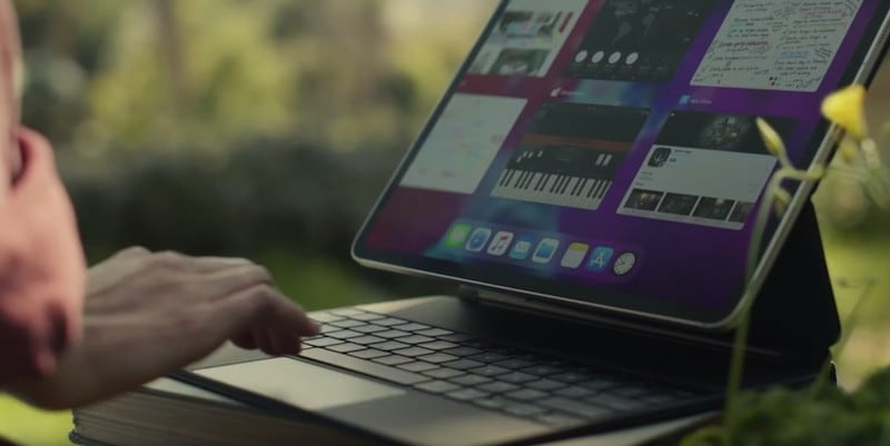Apple All-New Magic Keyboard for iPad Pro