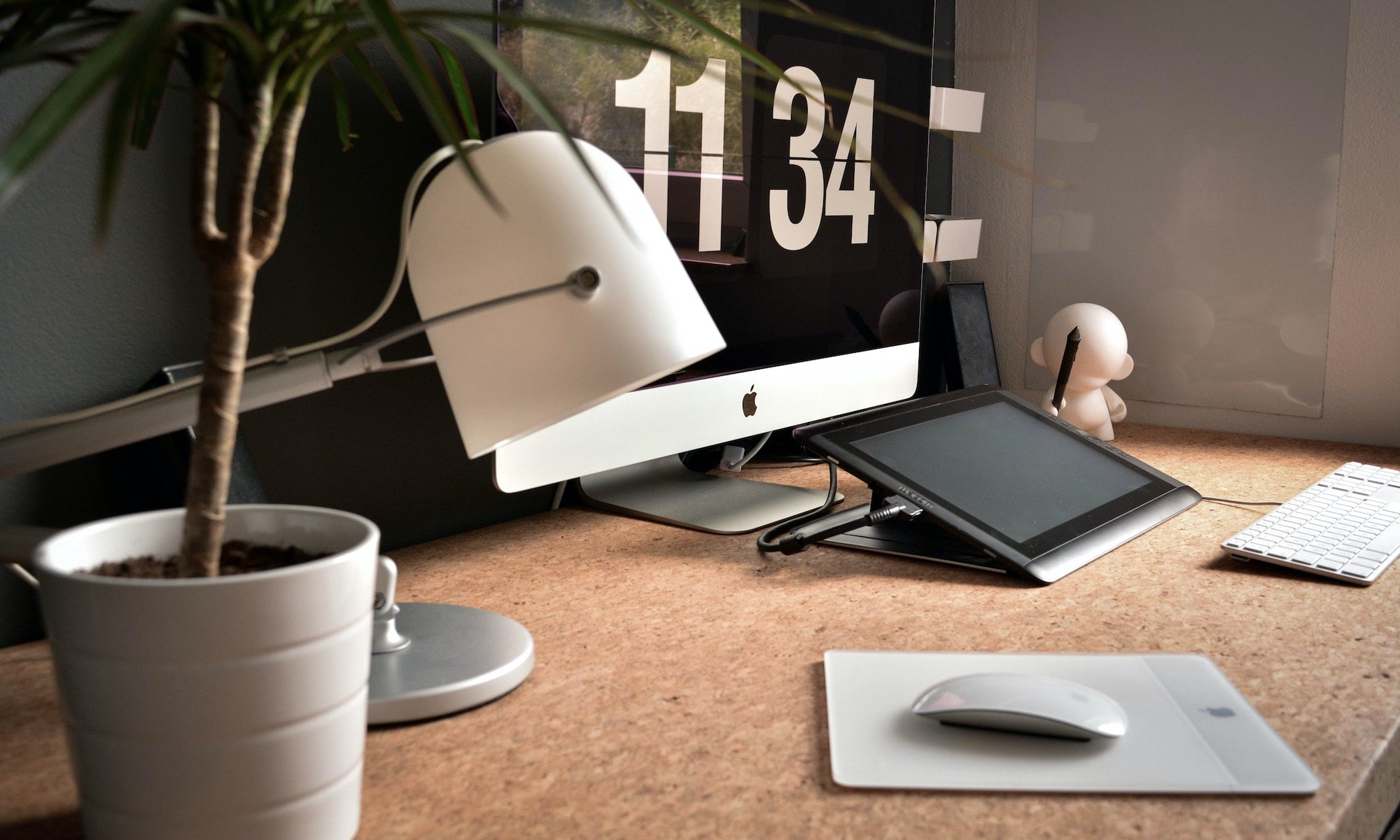 Smart home office gadgets for designers and developers
