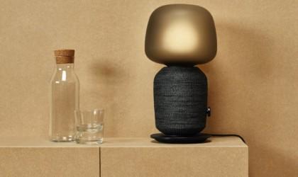 IKEA and Sonos Symfonisk Table Lamp Wi-Fi Speaker