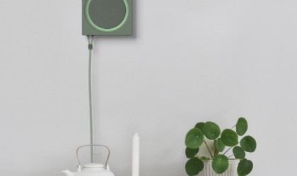 Wall Router Minimalist Hanging Internet Router