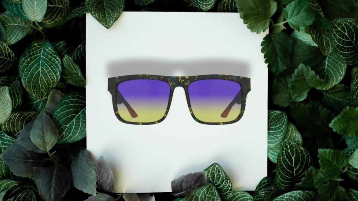 Terranimalia Nature Inspired Sunglasses