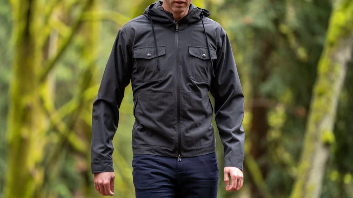 Woolly NatureDry All Natural Jacket