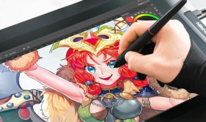 XP-Pen Artist Display 15.6 Pro Holiday Edition Tablet