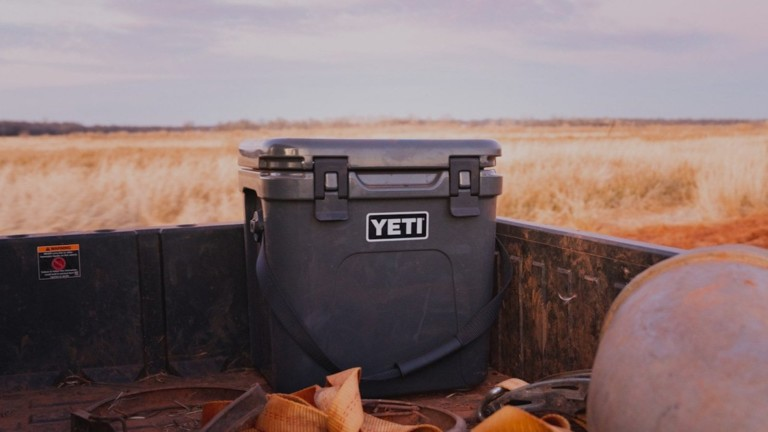 YETI Roadie 24 hard cooler weighs less yet performs better than previous models