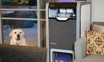 FoldiMate Laundry Folding Robot