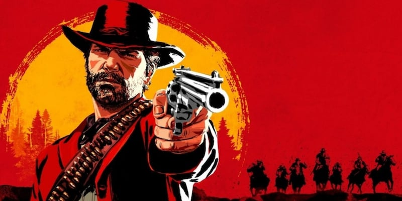 Top video games Red Dead Redemption 2