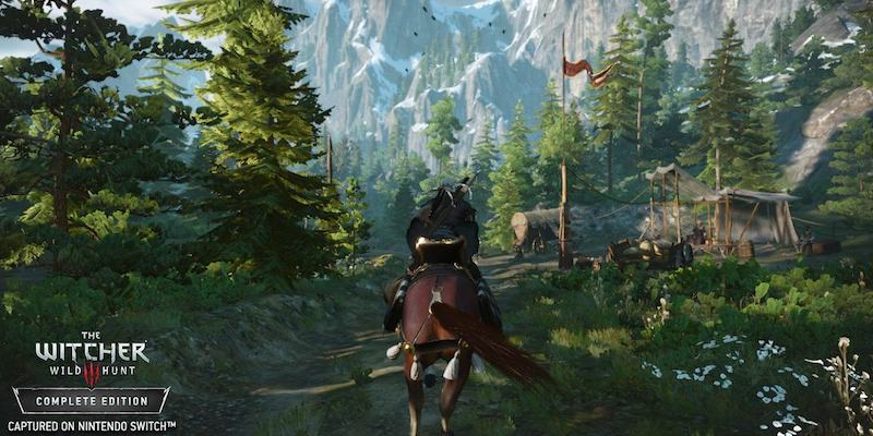 Top video games The Witcher 3: Wild Hunt