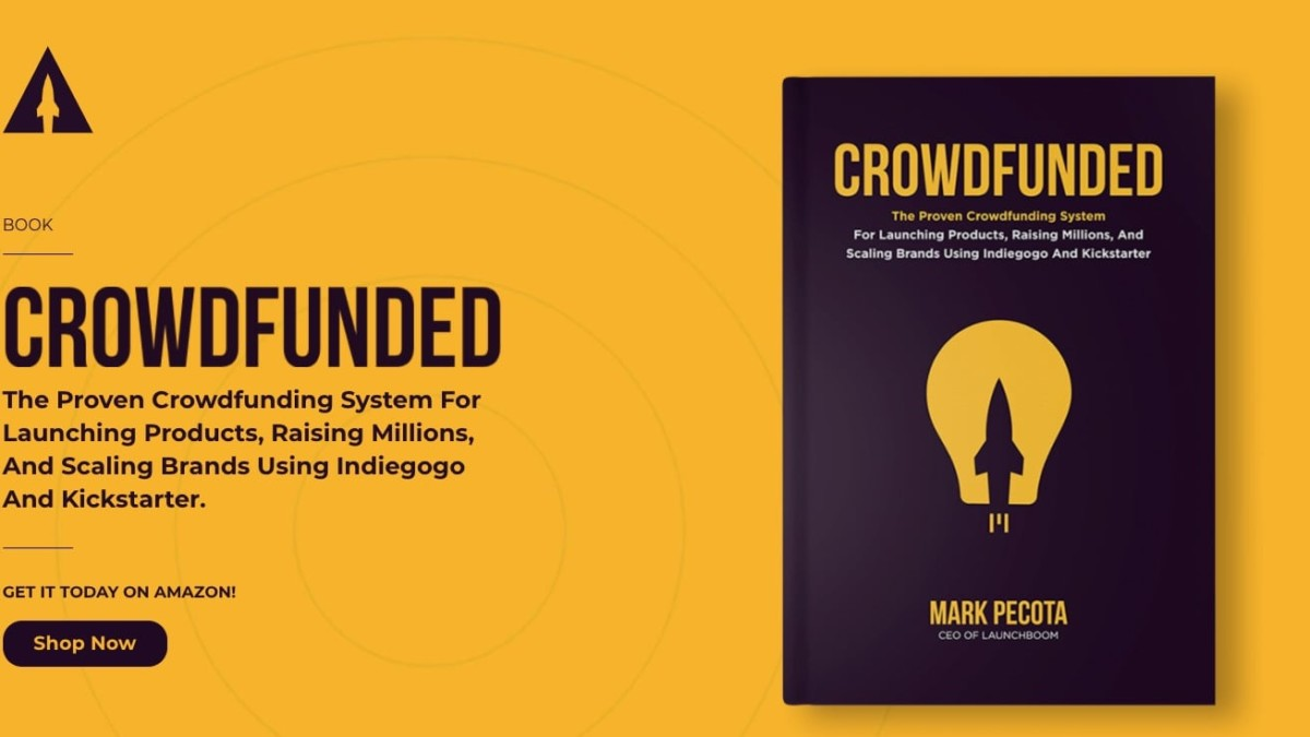 Crowdfunded by LaunchBoom