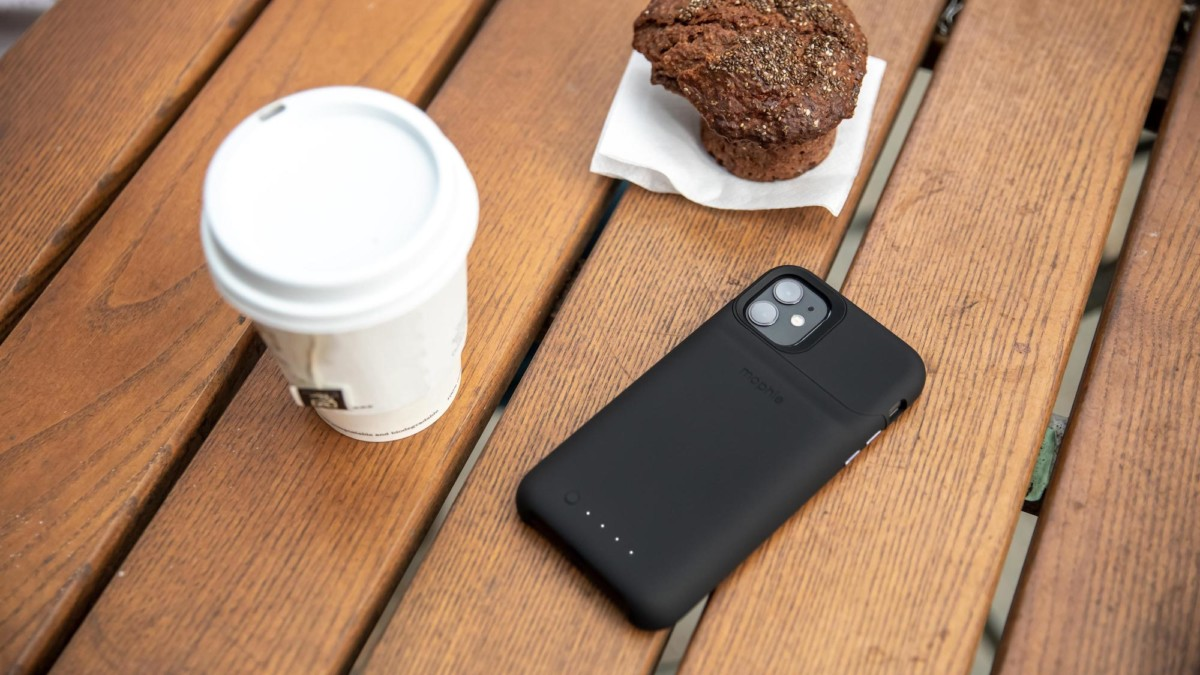 mophie juice pack access iPhone 11 Power Bank Case boasts 2,000 mAh of power
