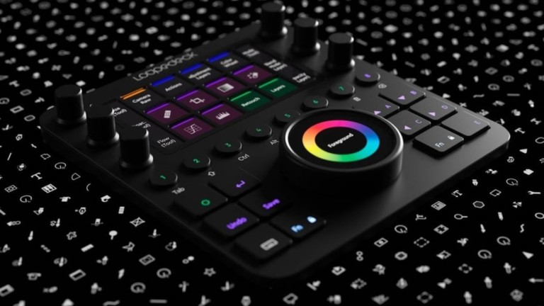 Loupedeck CT Custom Editing Console