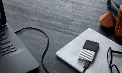 WD My Passport Portable SSD
