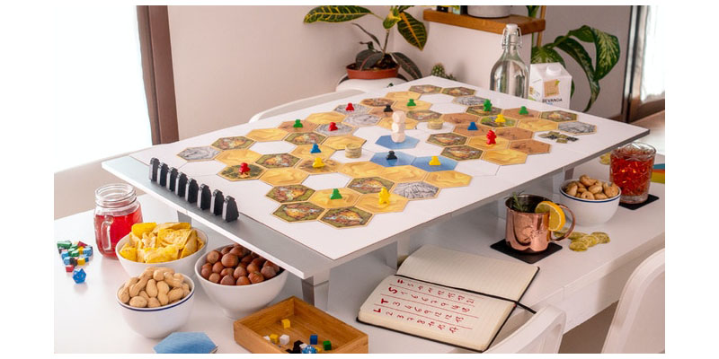 AdapTableTop Modular Board Game System