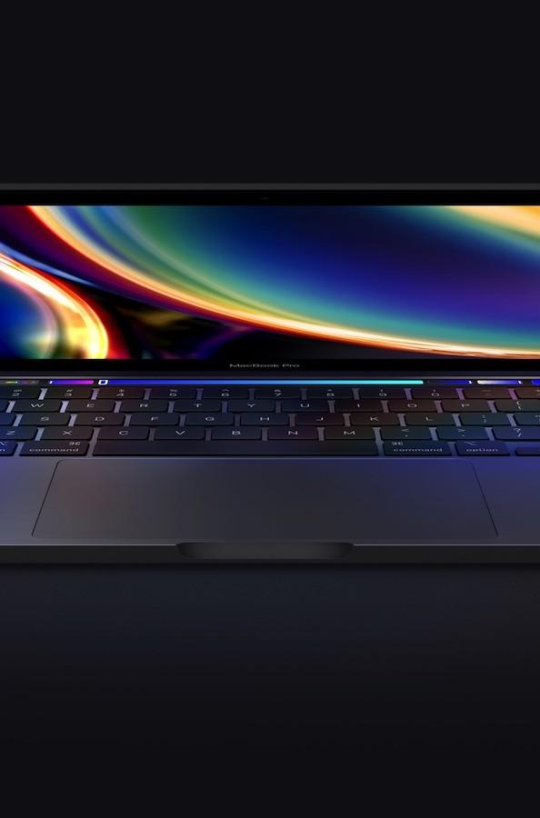 The Apple MacBook Pro 13 Inch Has a Magic Keyboard