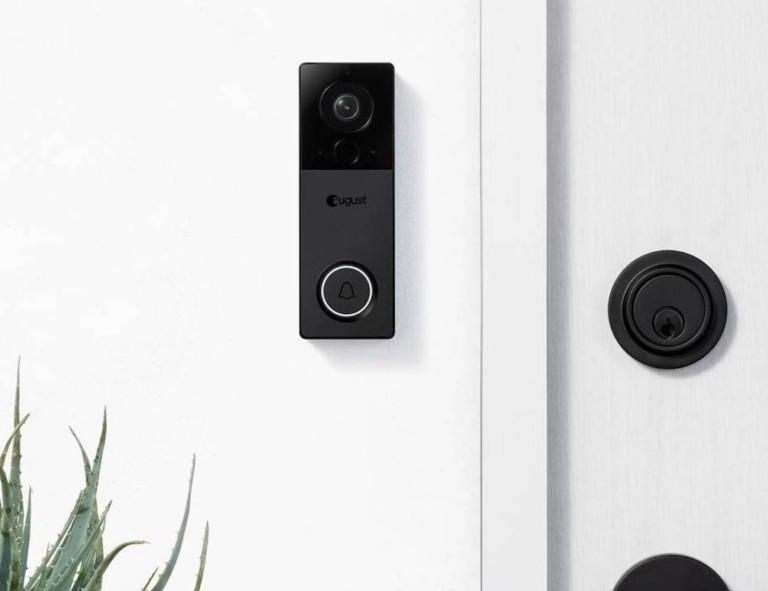 August View Wire-Free Doorbell Camera