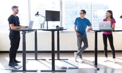 Autonomous SmartDesk 2 Business Edition Standing Desk