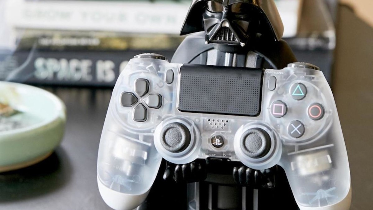 Cable Guys Darth Vader Device Holder