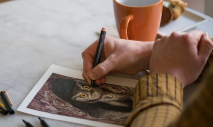 Chameleon Fineliners Revolutionary Color Blending Pens