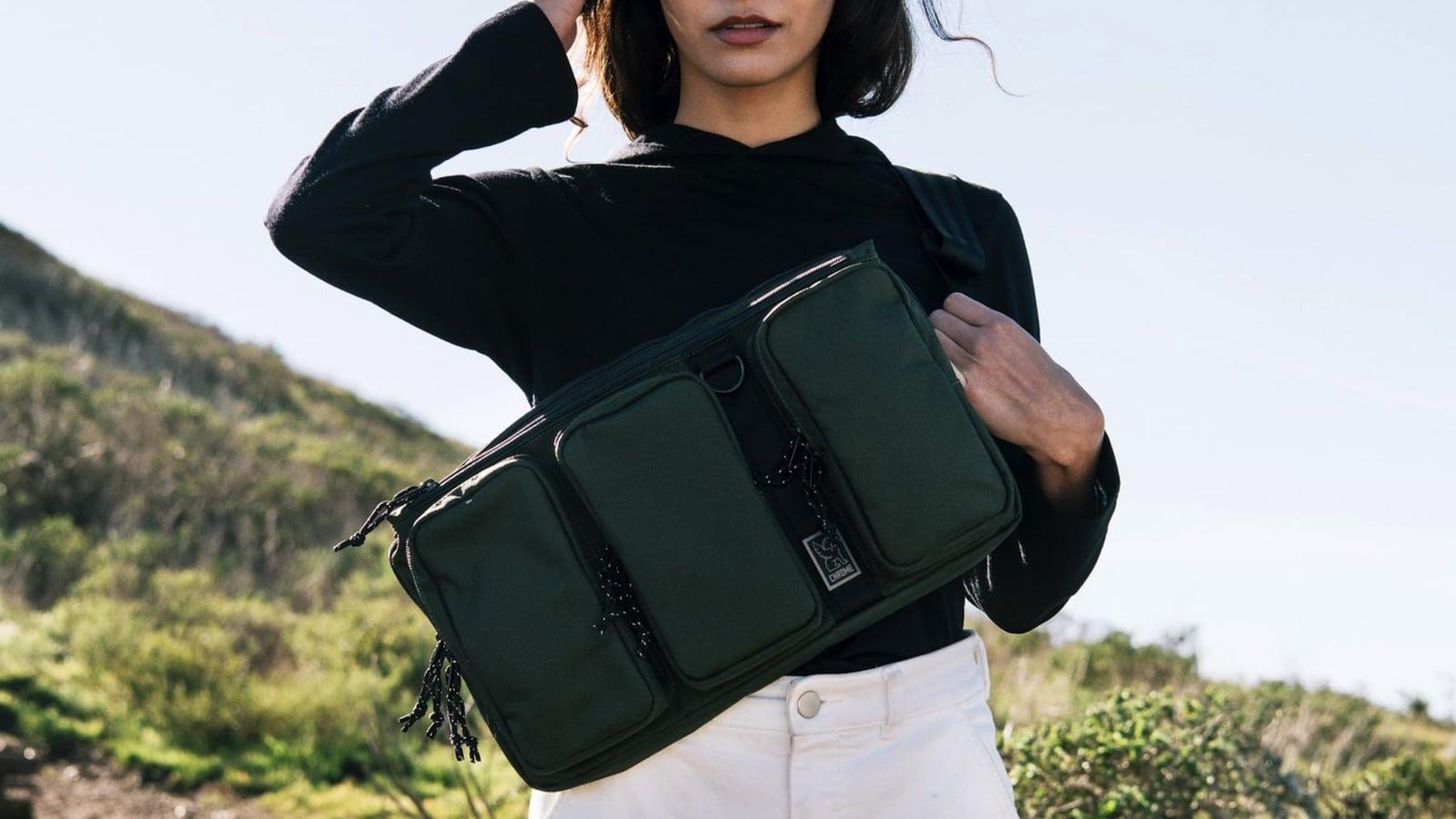 Chrome MXD Link Sling Laptop Shoulder Bag