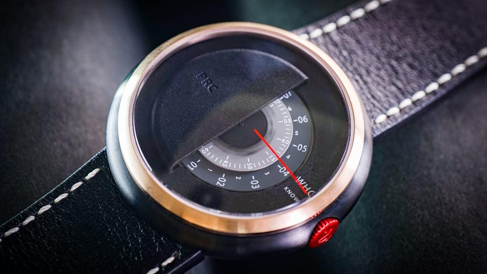 Claro PRC Timepiece