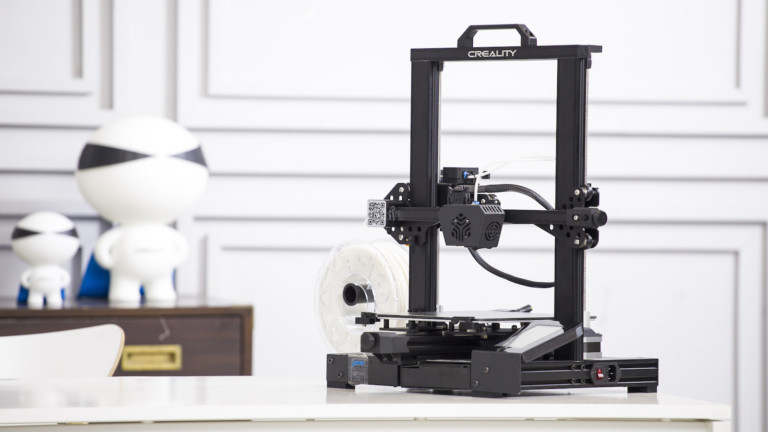Creality CR-6 SE DIY 3D Printer Kit doesn't require leveling
