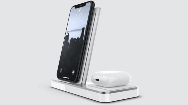 Defense Duo Vertical Wireless Charger