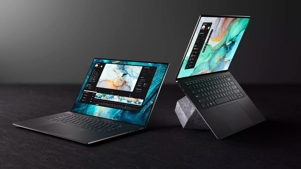 Dell New XPS 15 2020 Edition Laptop has a 16:10 InfinityEdge display