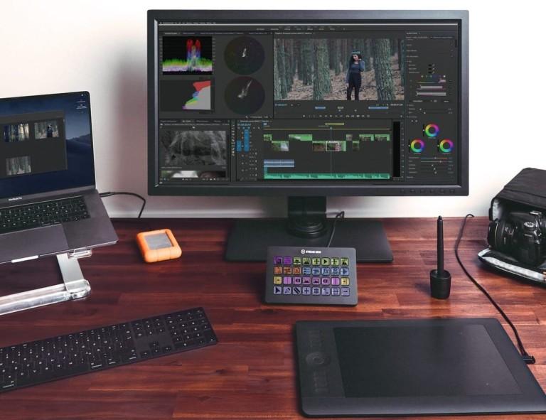 Elgato Stream Deck XL Live Content Creation Controller