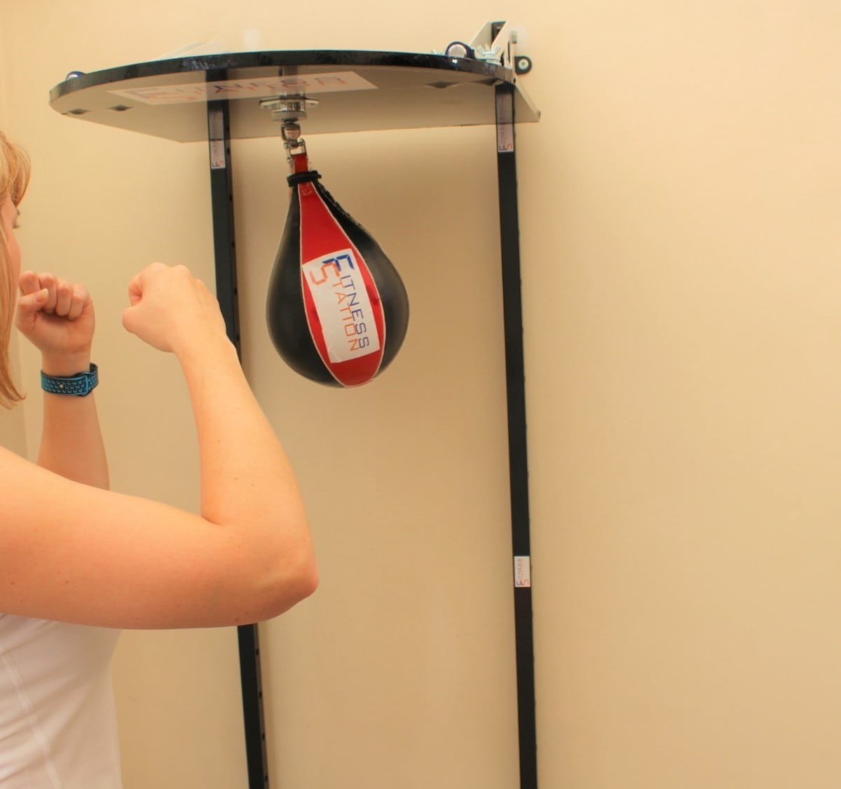Fitness Station Modular Home Gym takes up minimal space and covers all your exercise needs