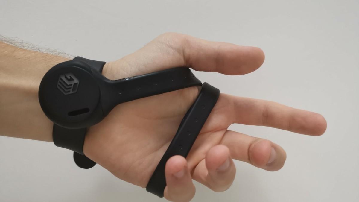 GripBeats Wearable Music Creator