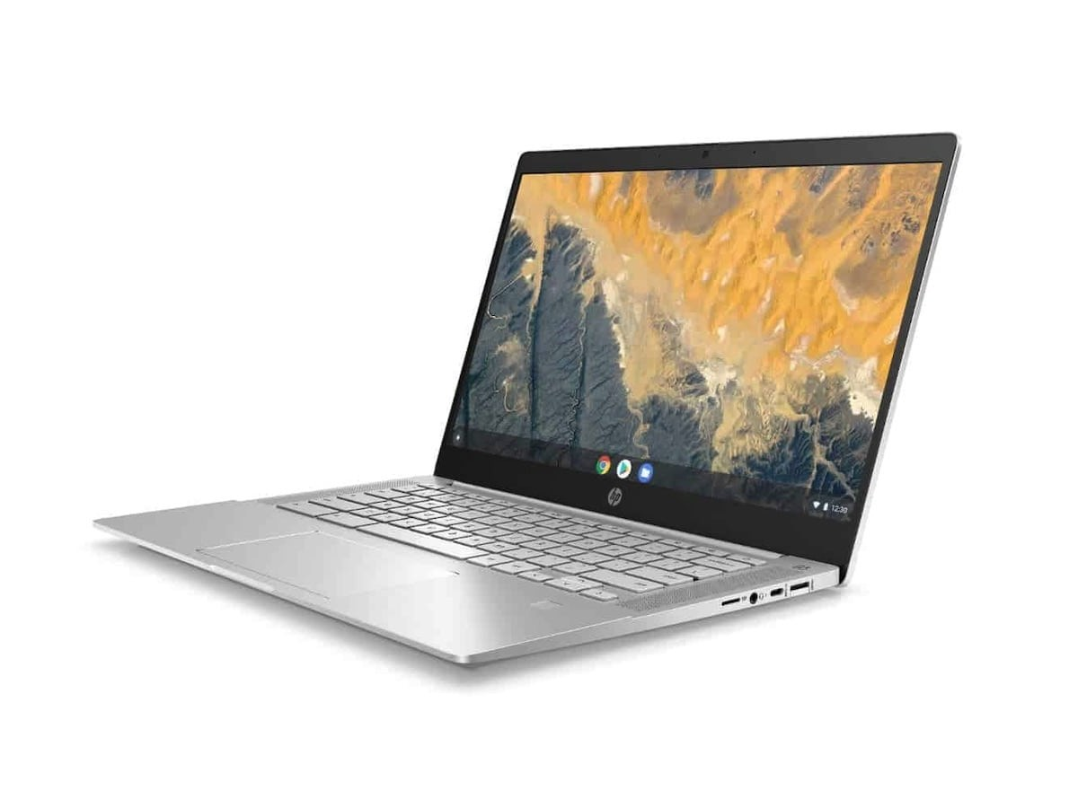 HP Pro c640 Chromebook Enterprise 14″ Laptop is powered by the latest 10th-Gen Intel processors