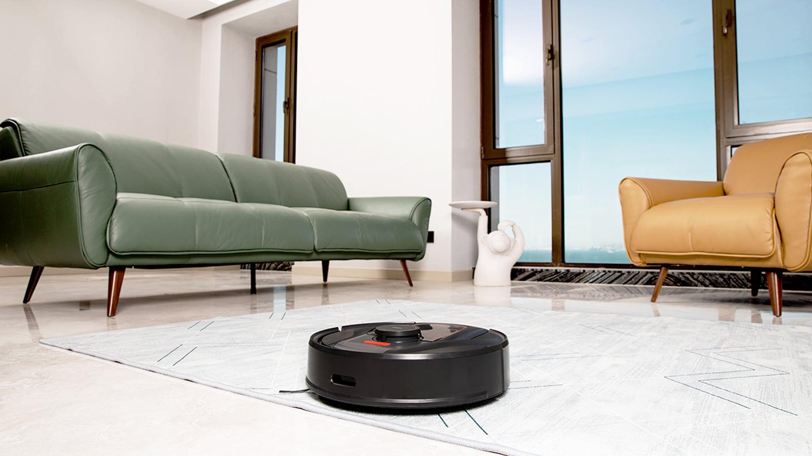Haier TAB Robot Mop and Vacuum