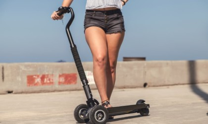 InMotion Scooterboard Electric Rideable