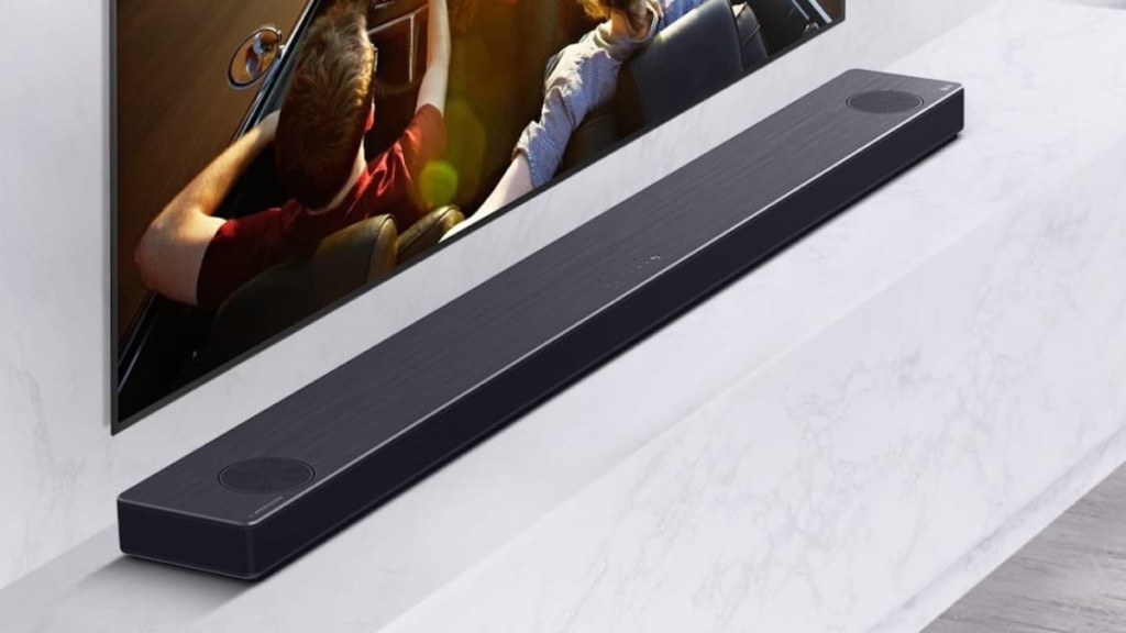 LG Meridian Audio 2020 Soundbar Series