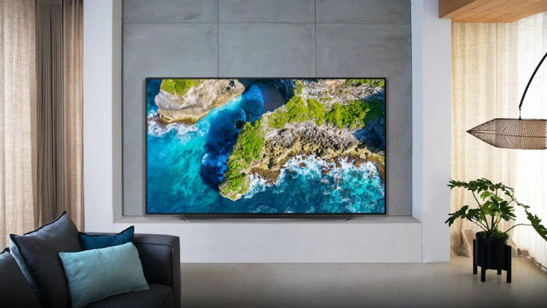 LG OLED 48CX 4K Ultra HD TV is a mid-size option for movies and gaming
