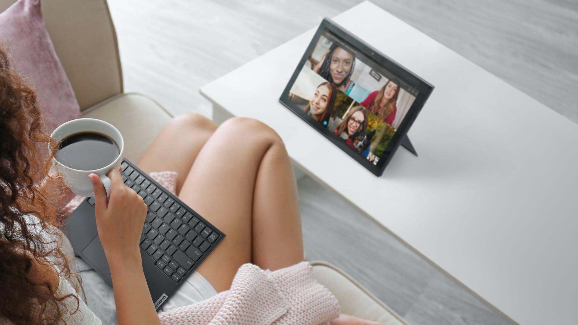Lenovo IdeaPad Duet 3i 2-in-1 Tablet
