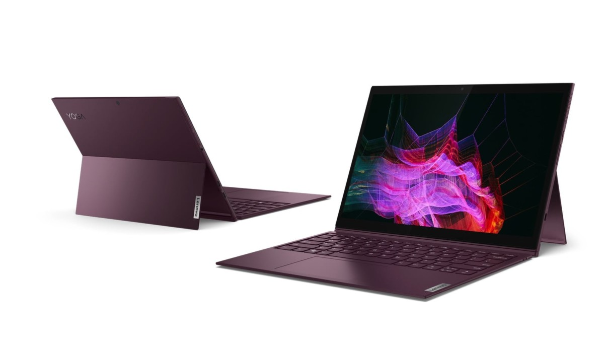 Lenovo Yoga Duet 7i Detachable 2-in-1 offers nearly 11 hours of battery life