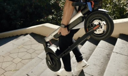 Levy Electric Swappable-Battery Scooters