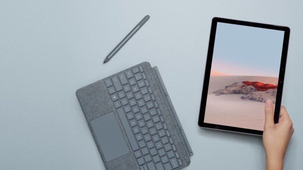 Microsoft Surface Go 2 2-in-1 Tablet