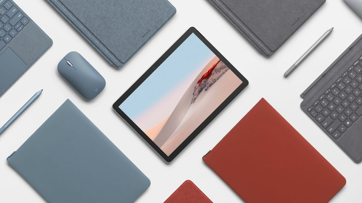 Microsoft Surface Go 2 2-in-1 Tablet serves all your business needs