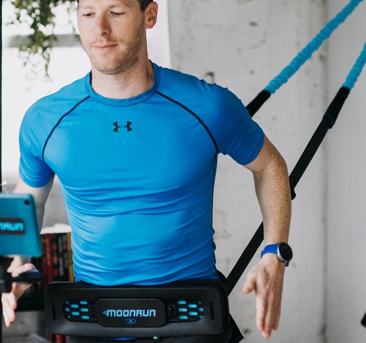 MoonRun Indoor Aerobic Trainer will change the way you run