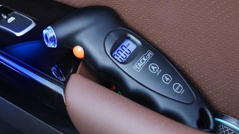 TACKLIFE Digital Precise Tire Pressure Gauge
