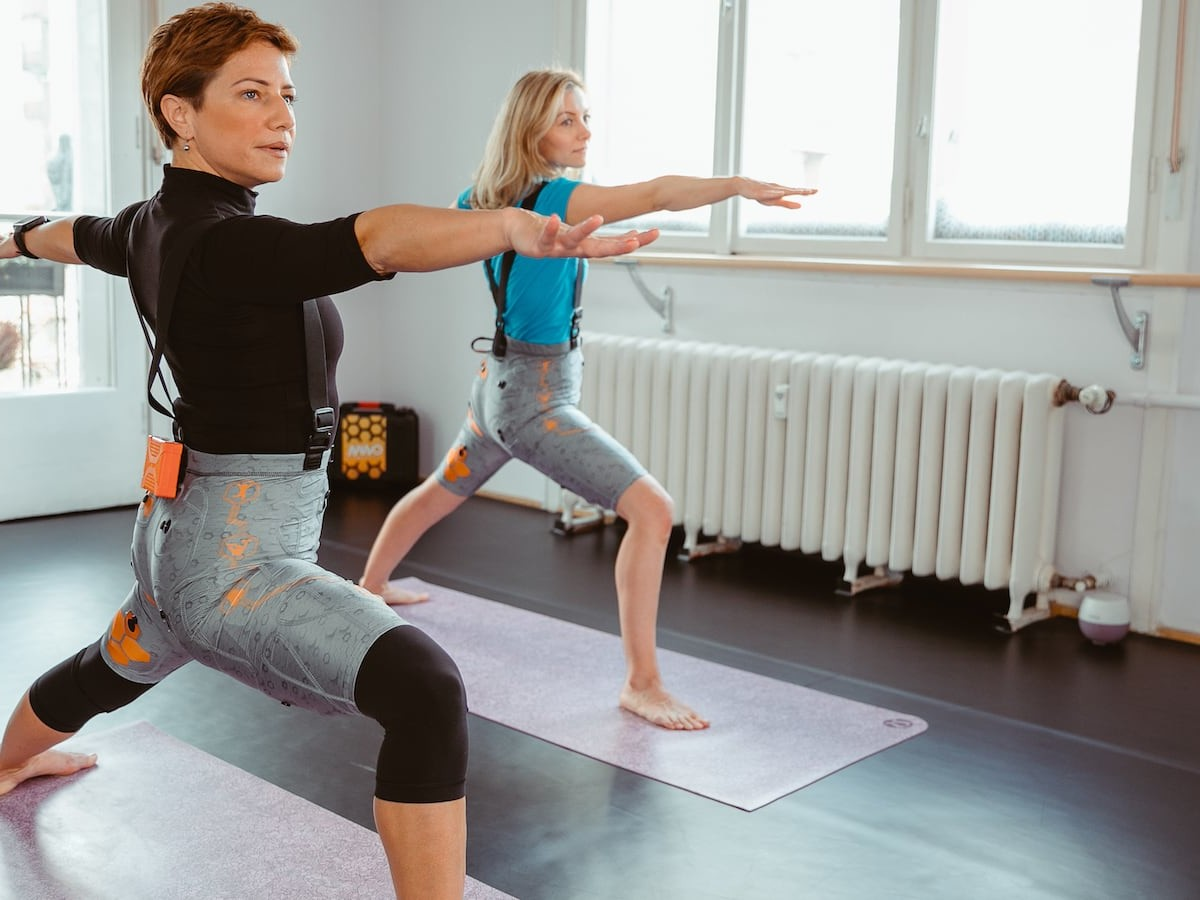 NANO.bic Smart Training Suit gives you a more effective workout