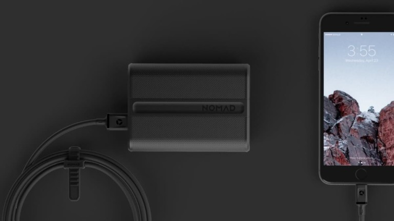 NOMAD PowerPack Trackable Power Bank