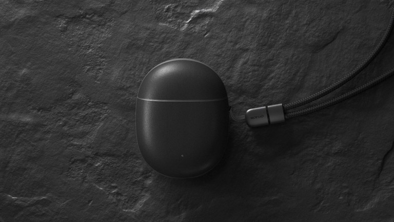 Nomad Rugged Case Pixel Buds Cover consists of two snugly fitting pieces